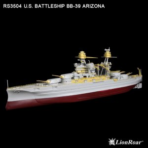 U.S. Battleship BB-39 Arizona  (Vista 2)