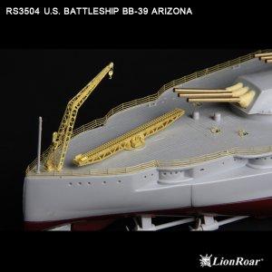 U.S. Battleship BB-39 Arizona  (Vista 5)
