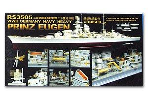 Germany Navy Heavy Cruiser Prinz Eugen  (Vista 1)
