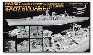 DKM Scharnhorst Super Detail Set  (Vista 1)