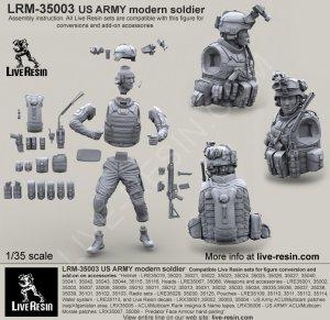 US ARMY modern soldier  (Vista 3)