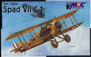 SPAD VII C.1  (Vista 1)