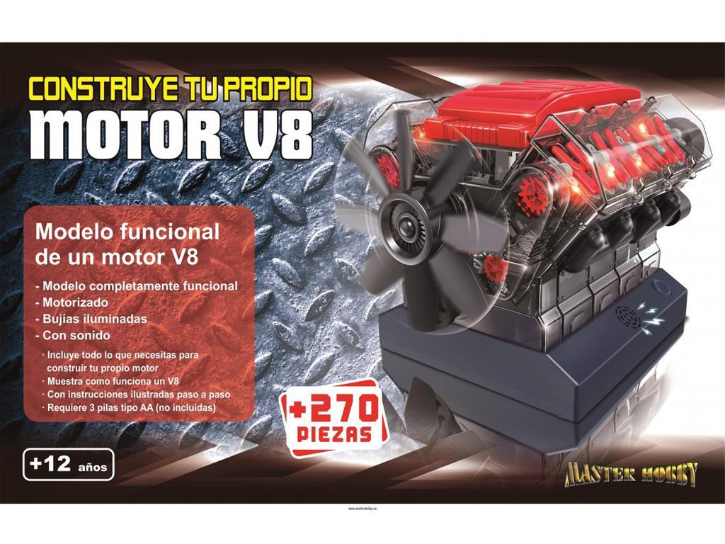 Motor V8 (Vista 1)