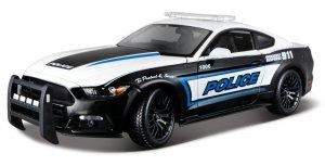 Ford Mustang GT Police  (Vista 1)