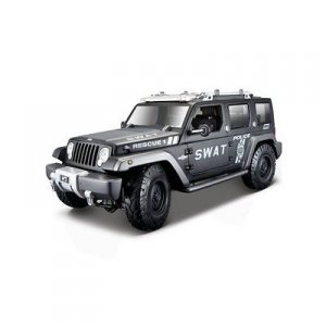 Jeep Rescue concept police  (Vista 1)