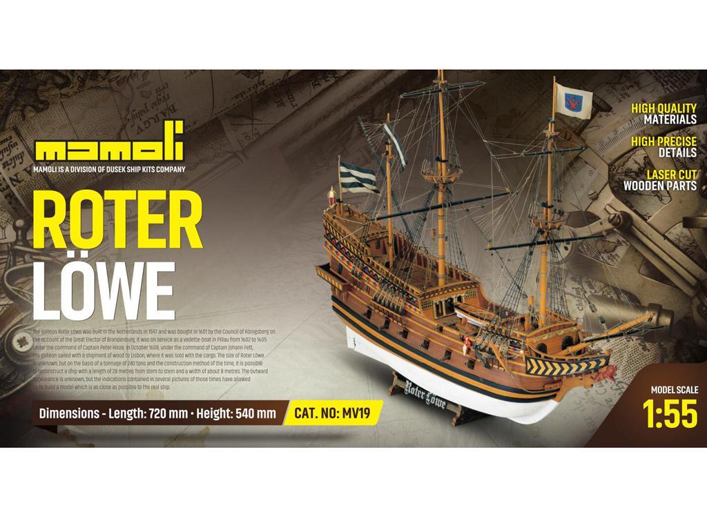 Roter Lowe (Vista 1)