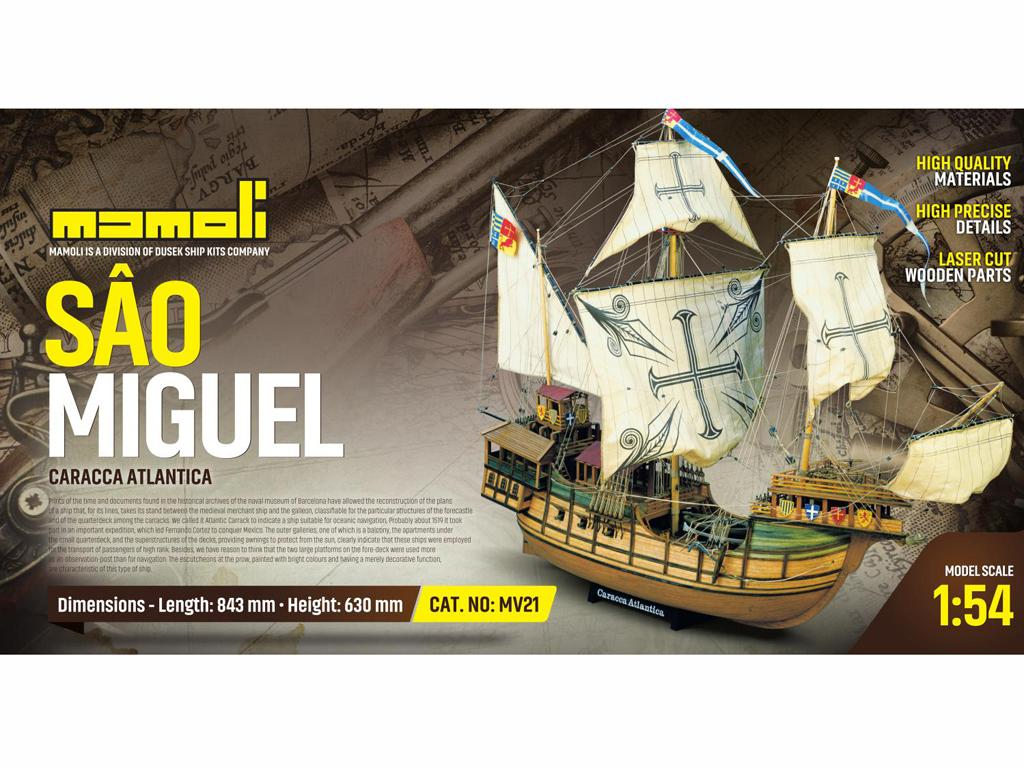 Sao Miguel Caracca Atlantica (Vista 1)