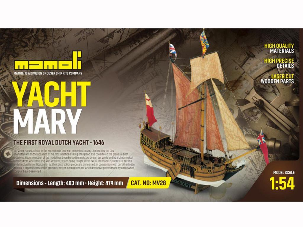 Yacht Mary (Vista 1)