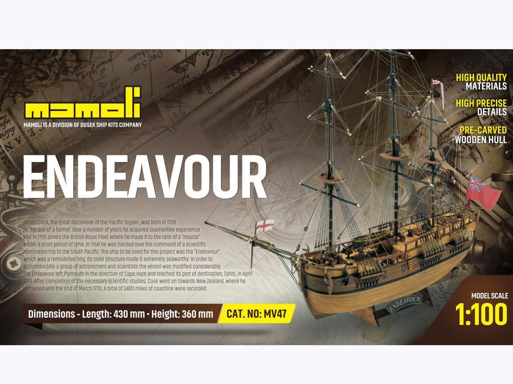 Endeavour (Vista 1)