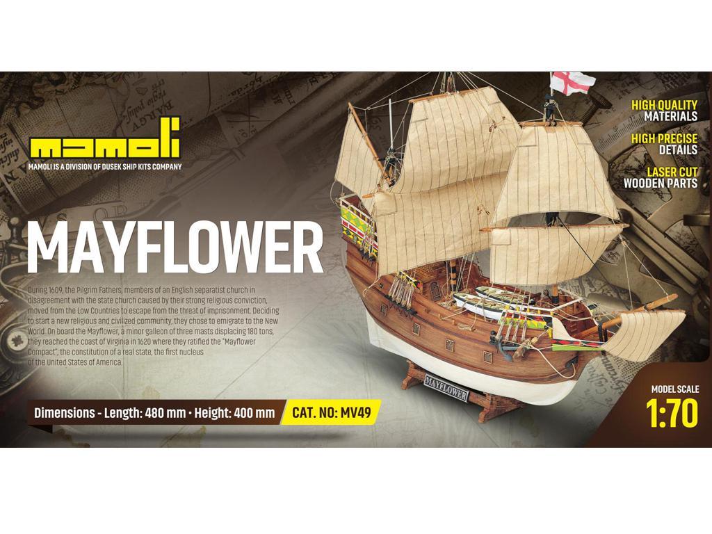 Mayflower (Vista 1)