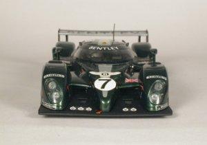 Ecomodelismo com: Bentley EXP Speed 8 #7 Lemans 2003: Cars 1