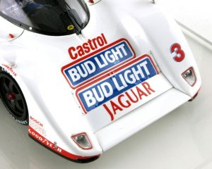 Jaguar XJR14 n° 3 3rd Laguna Seca 1992  (Vista 5)