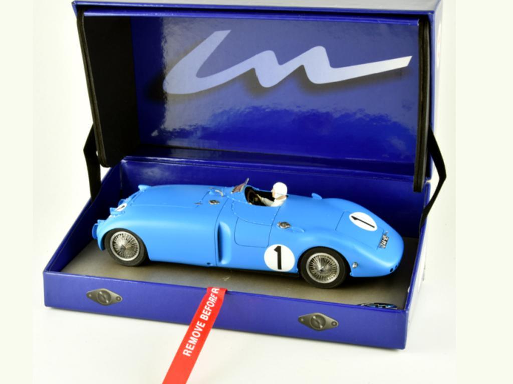 Bugatti 57C - n.1 Winner Le Mans 1939 (Vista 1)