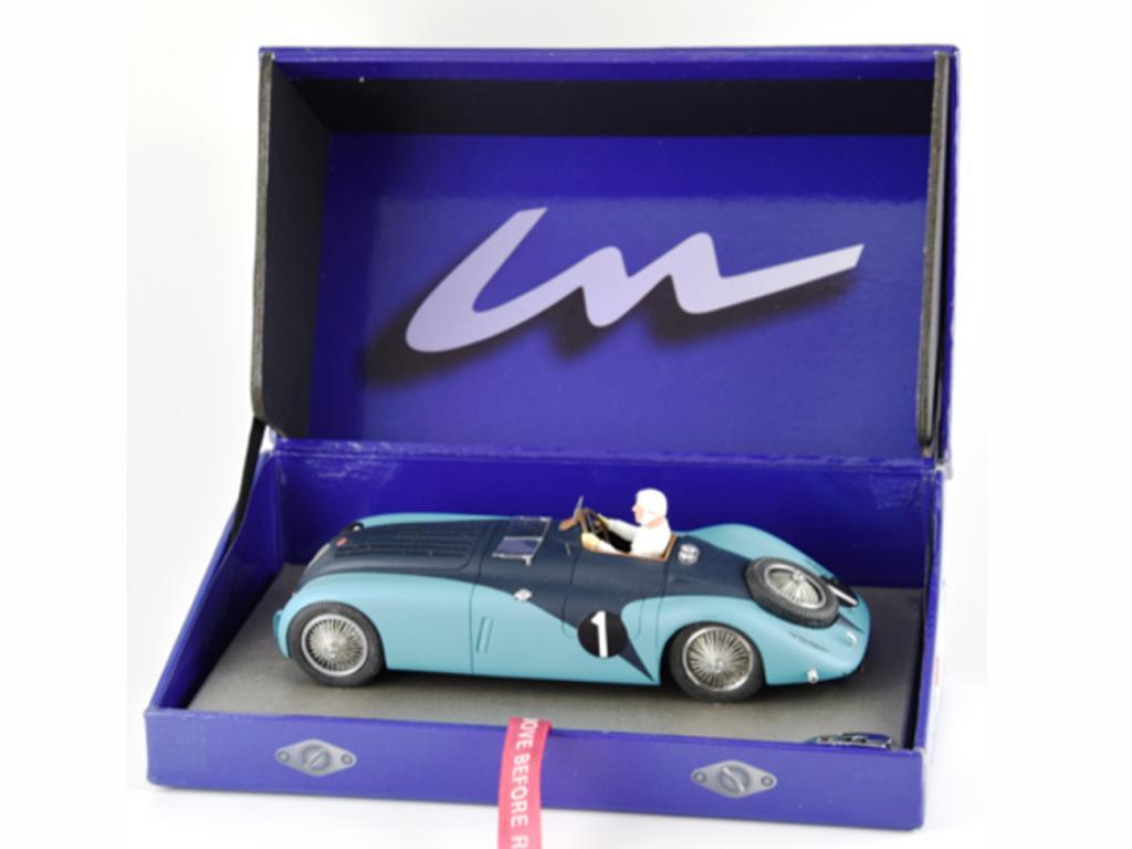 Bugatti 57G -Nº .1 Le Mans 1937 (Vista 1)