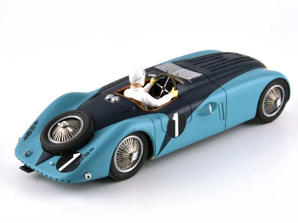 Bugatti 57G -Nº .1 Le Mans 1937 (Vista 2)