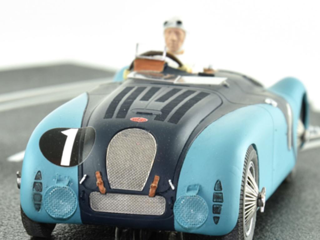 Bugatti 57G -Nº .1 Le Mans 1937 (Vista 3)