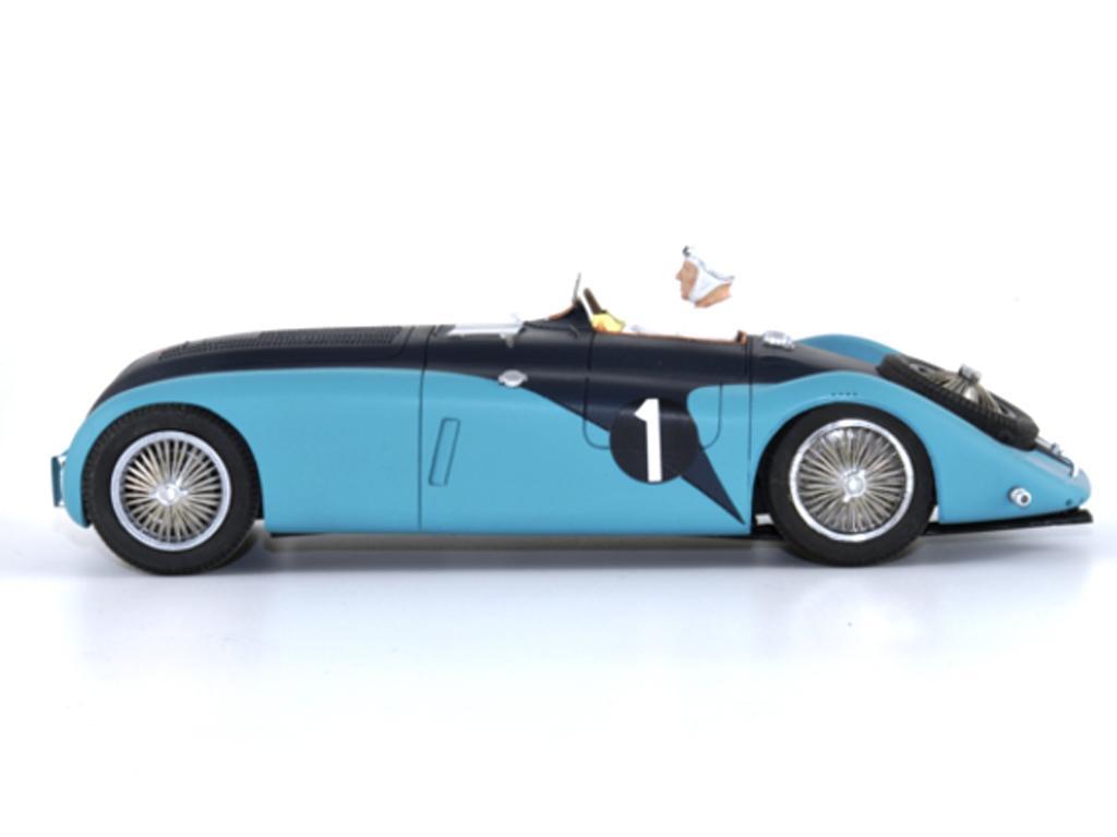 Bugatti 57G -Nº .1 Le Mans 1937 (Vista 4)