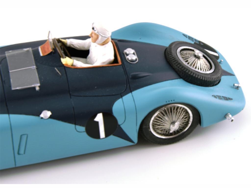 Bugatti 57G -Nº .1 Le Mans 1937 (Vista 5)