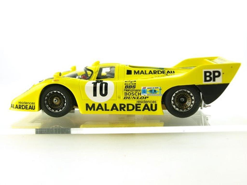 Porsche 917/81 Kremer - Nº  10 Le Mans 1981 (Vista 4)