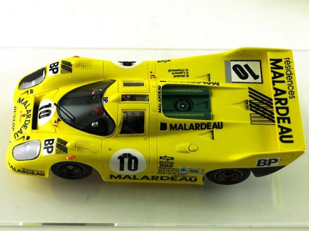 Porsche 917/81 Kremer - Nº  10 Le Mans 1981 (Vista 9)