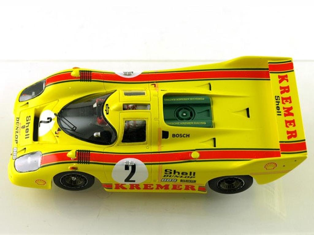Porsche 917/81 Kremer - Nº  2 Brands Hatch 1981 (Vista 2)