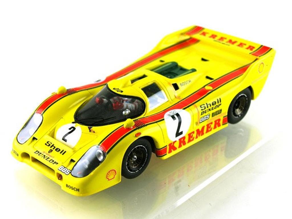 Porsche 917/81 Kremer - Nº  2 Brands Hatch 1981 (Vista 3)