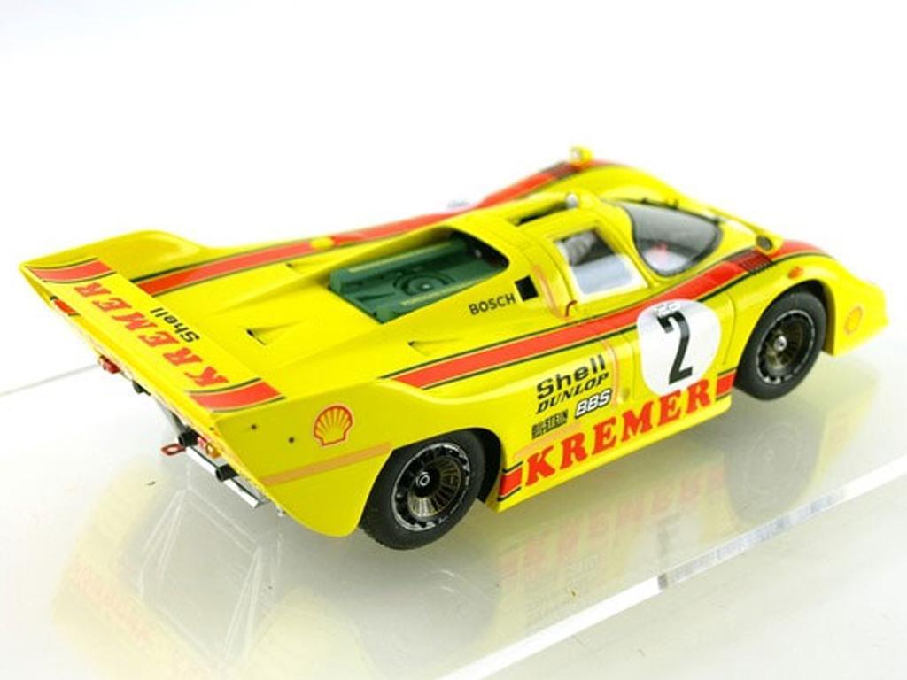 Porsche 917/81 Kremer - Nº  2 Brands Hatch 1981 (Vista 4)