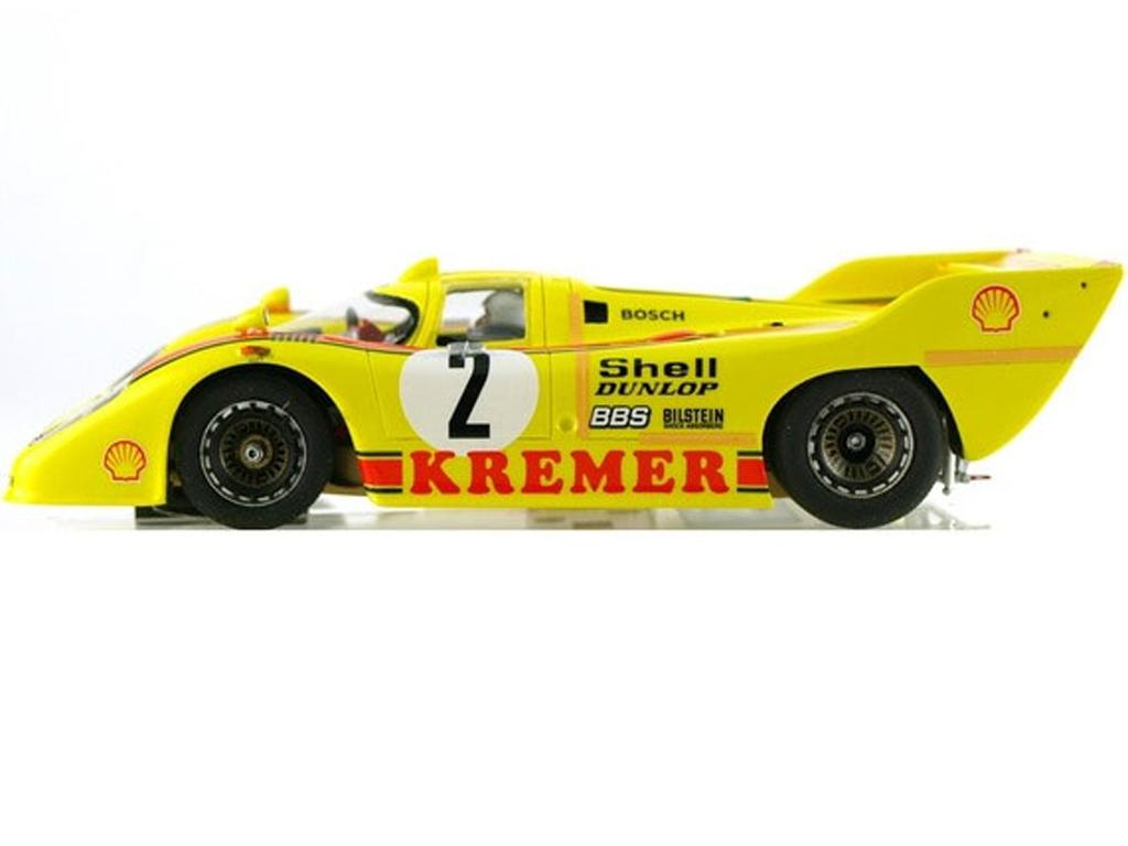 Porsche 917/81 Kremer - Nº  2 Brands Hatch 1981 (Vista 5)
