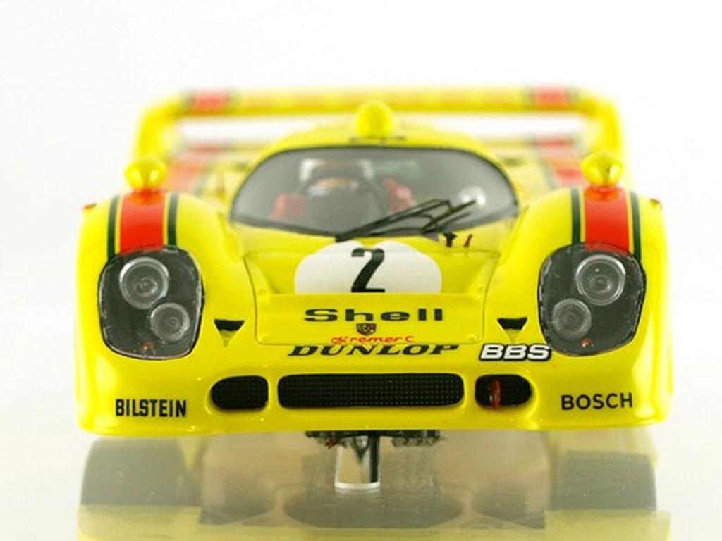 Porsche 917/81 Kremer - Nº  2 Brands Hatch 1981 (Vista 7)