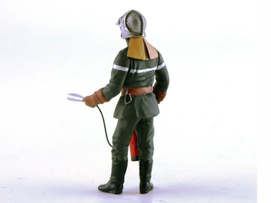 Jean-Luc, el Bombero (Vista 3)