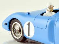Bugatti 57C - n.1 Winner Le Mans 1939 (Vista 23)