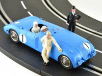 Bugatti 57C - n.1 Winner Le Mans 1939 (Vista 17)