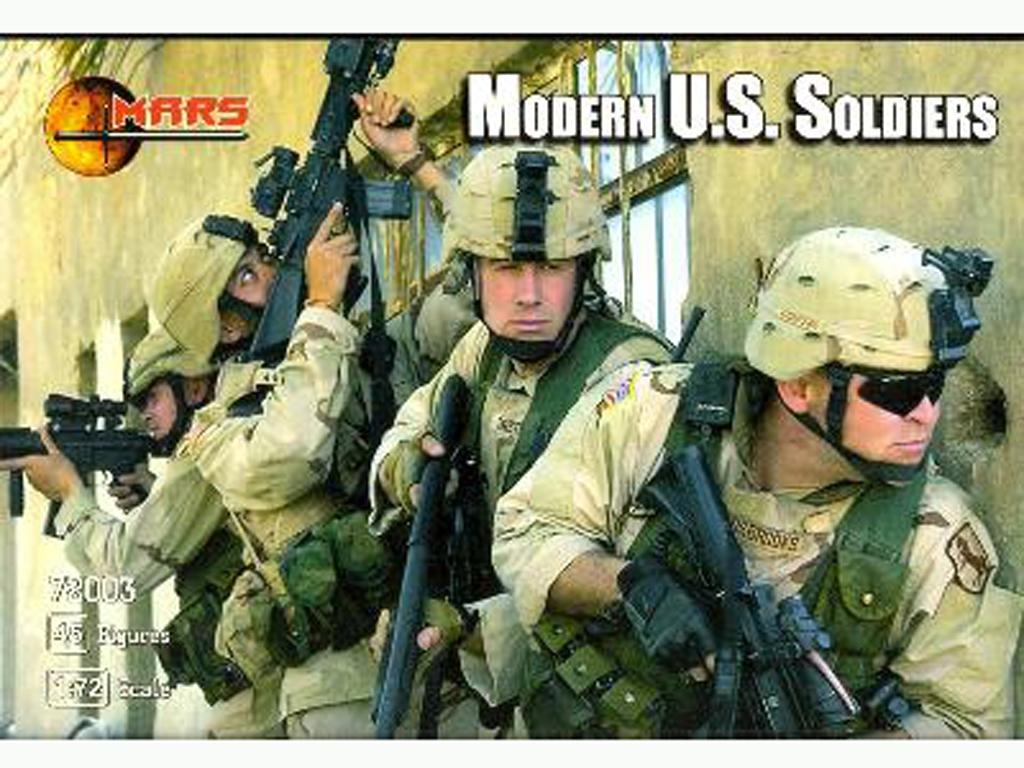 Infantería de EE.UU. 2011  (Vista 1)