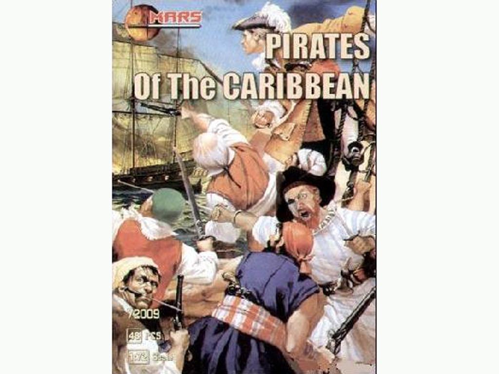 Piratas del Caribe  (Vista 1)