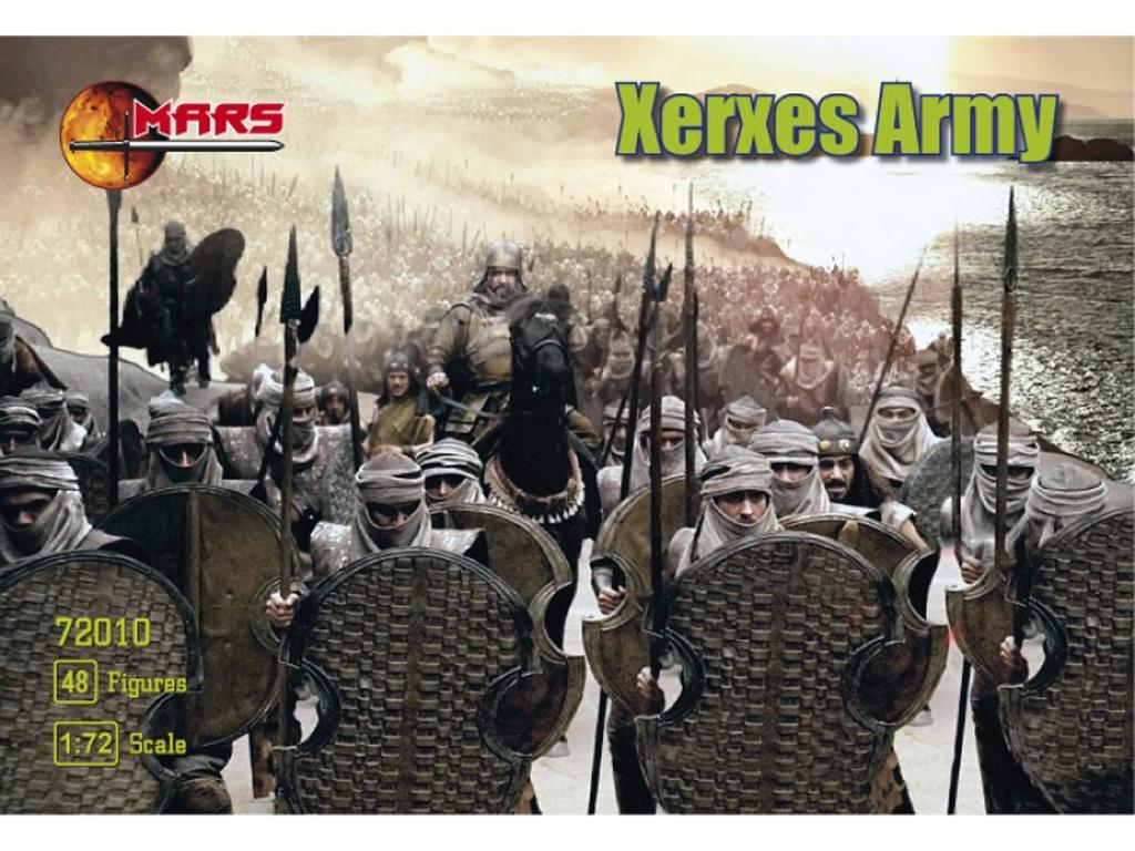 Ejército de Jerjes  (Vista 1)