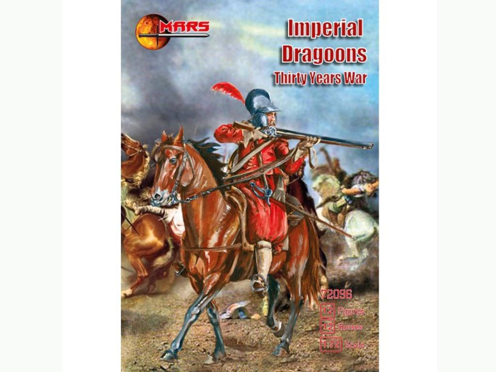 Dragones Imperiales Montados  (Vista 1)