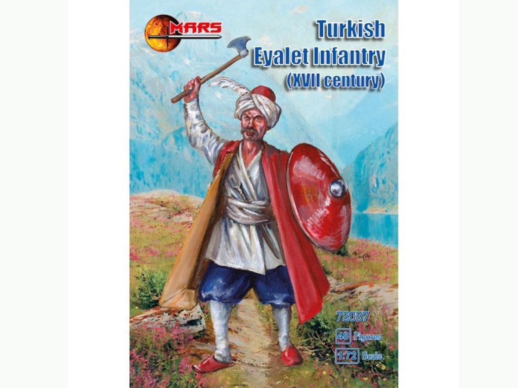 Infantería Turca de Eyalet  (Vista 1)