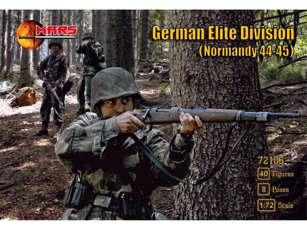 División Elite Alemana  (Vista 1)