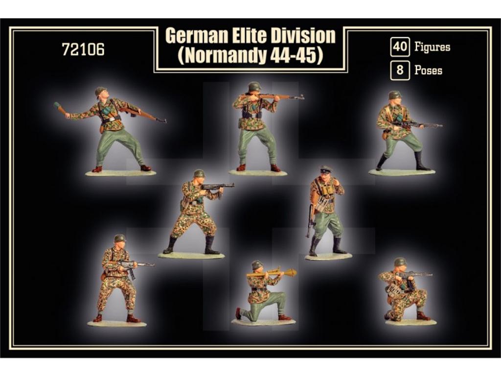 División Elite Alemana  (Vista 2)
