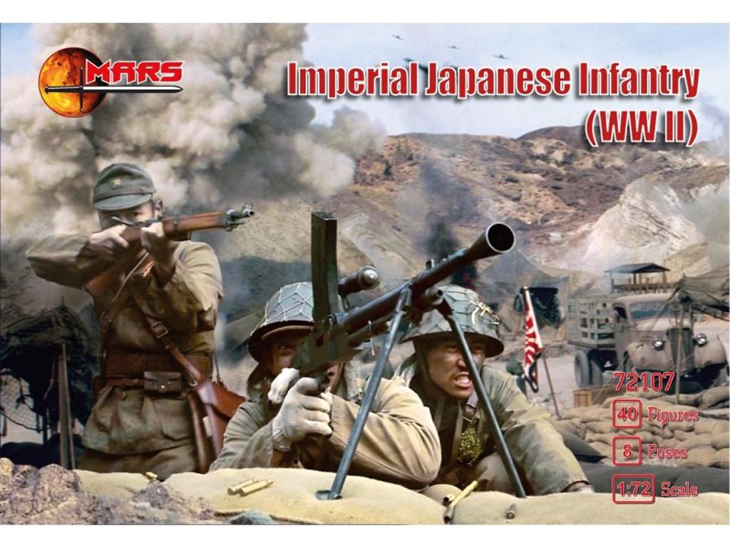 Infantería Imperial Japonesa  (Vista 1)