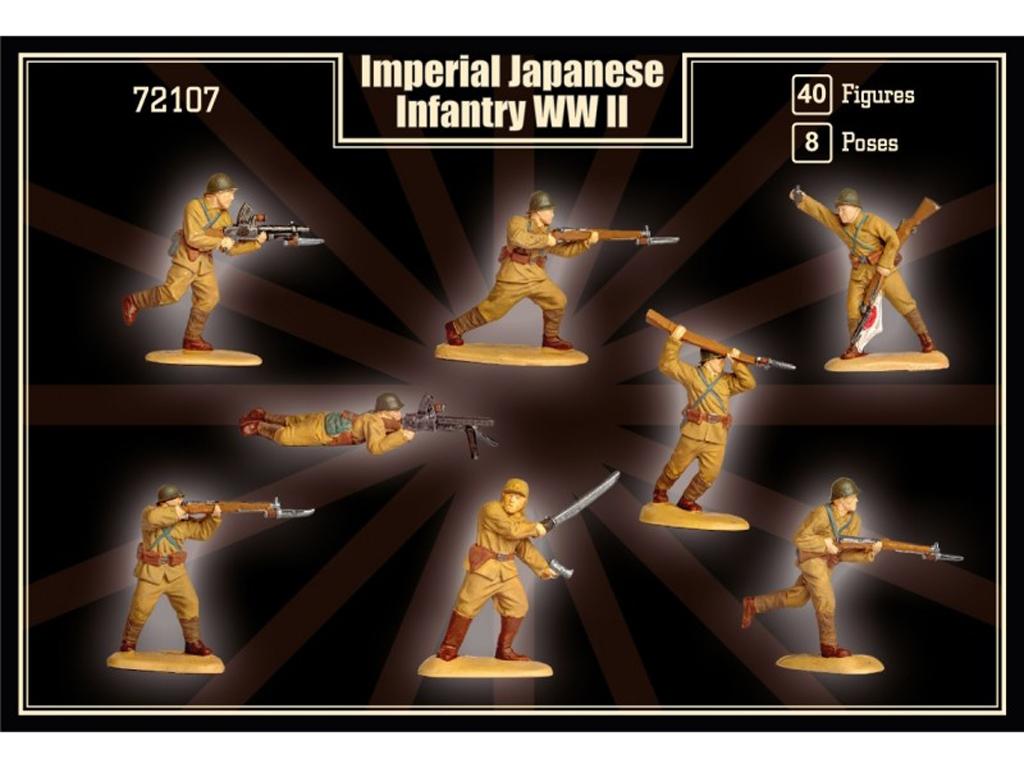 Infantería Imperial Japonesa  (Vista 2)