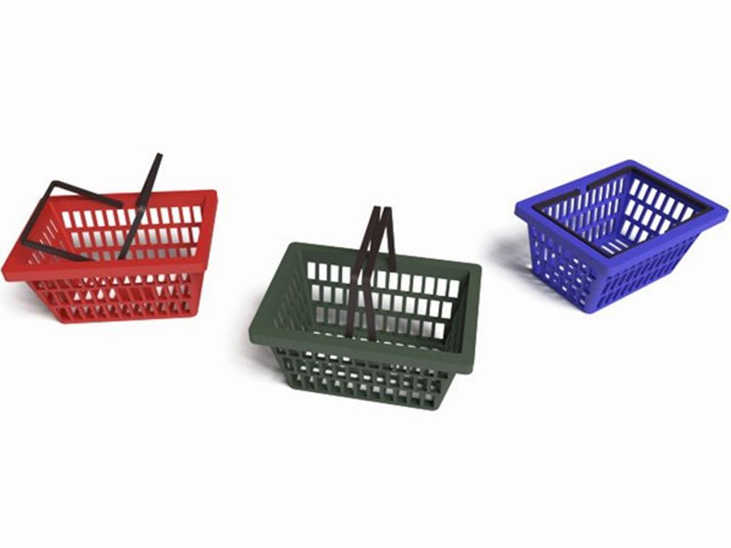Cestas Supermercado (Vista 1)