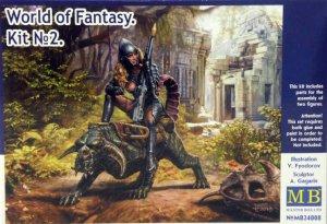 World of Fantasy Kit Nº 2  (Vista 1)