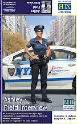 Ashley - Field Interview - Ref.: MBOX-24027