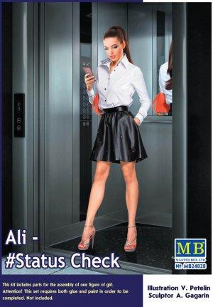 Ali - Status Check  (Vista 1)