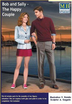 Bob and Sally - The Happy Couple  (Vista 1)