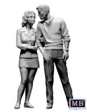 Bob and Sally - The Happy Couple  (Vista 2)