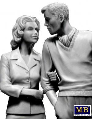 Bob and Sally - The Happy Couple  (Vista 3)