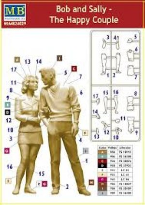 Bob and Sally - The Happy Couple  (Vista 4)
