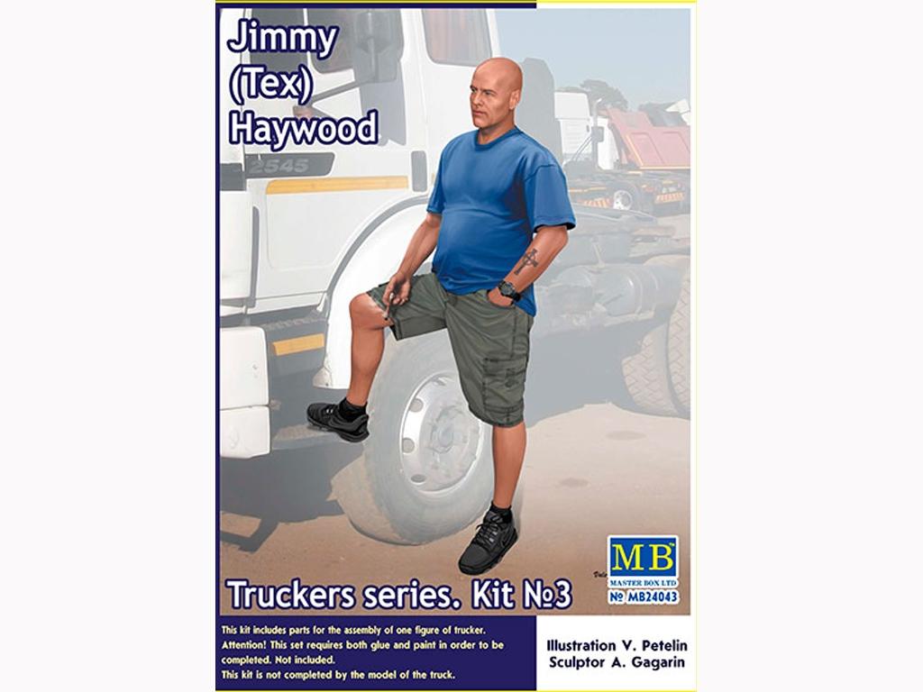 Jimmy Haywood  (Vista 1)